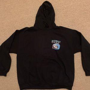 Brand new Astroworld exclusive concert hoodie